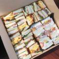 自家製サンドイッチが評判の「サンドBOX」予約販売中!| カフェ・アグレアヴル